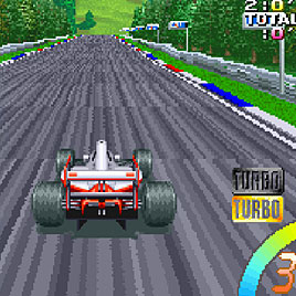 Slip Stream / Формула 1