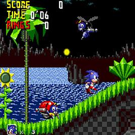 Sonic Painful World Spikes Kazio Double Trouble / Соник Сега