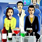 Игра Игра Обслуживание в самолете