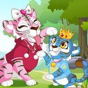 Игра Игра Мама и малышка Тигр