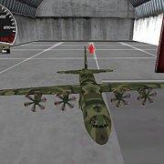 Игра Игра 3Д симулятор военного самолета