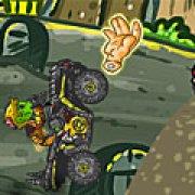 Игра Игра Зомби на квадроцикле