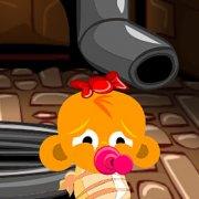 Игра Игра Счастливая обезьянка уровень 101