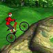 Игра Игра Горный велосипед