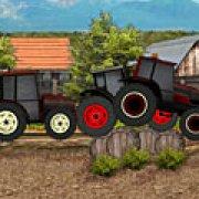Игра Игра Сельскохозяйственный трактор: гонки