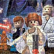Игра Игра Лего звездные войны 2 пазлы