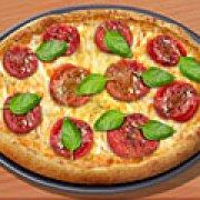 Игра Игра Кухня Сары трехцветная пицца