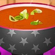 Игра Игра Томатный суп с базиликом