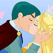 Игра Игра Поцелуй принца