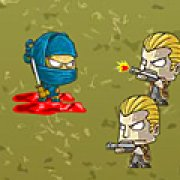Игра Игра Осада ниндзя мафии 2