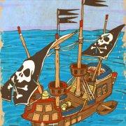 Игра Игра Пиратский Корабль: Перестрелка