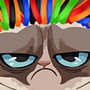 Игра Игра Сердитый кот в парикмахерской