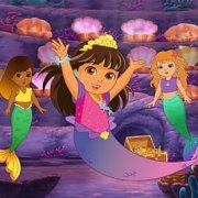 Игра Игра Даша русалка: приключение