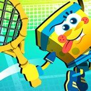 Игра Игра Никелодеон звезды тенниса