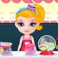 Игра Игра Малышка Барби: конфетное безделье