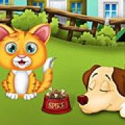 Игра Игра Безделье непослушного кота
