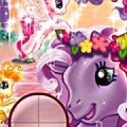 Игра Игра Мой маленький пони: скрытые буквы