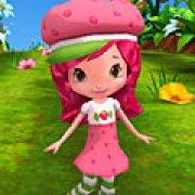 Игра Игра Шарлотта Земляничка бег 3Д
