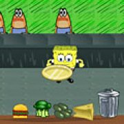 Игра Игра Губка Боб: фаст-фуд ресторан
