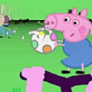 Игра Игра Свинка Пеппа гонки