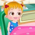 Игра Игра Малышка Хейзел котовит баклажаны с пармезаном