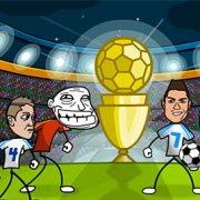 Игра Игра Троллфейс: Чемпионат мира по футболу 2018