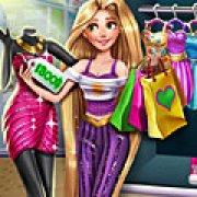Игра Игра Реальный шопинг Рапунцель