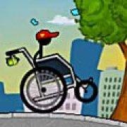 Игра Игра Инвалидная коляска