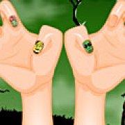 Игра Игра Зомби ногти (Zombie Nails)