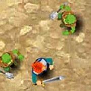 Игра Игра Рыцарь: нападение орков