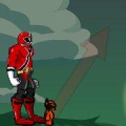 Игра Игра Могучие рейнджеры: мощный удар