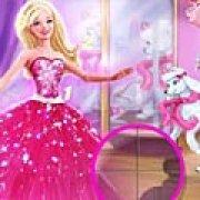 Игра Игра Развлечения Барби: скрытые цифры