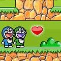 Игра Игра Дораэмон на двоих любовные приключения