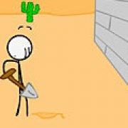 Игра Игра Стикмен ограбление банка