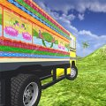 Игра Игра Водитель Индийского Грузовика 3Д