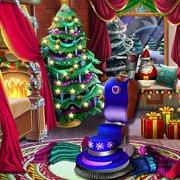 Игра Игра Новогодняя уборка в доме