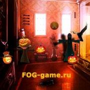 Игра Игра Побег Хэллоуин