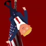 Игра Игра Кликеры: Ударь Трампа