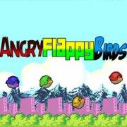 Игра Игра Энгри сердитые птички флеппи