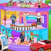 Игра Игра Зверополис: кукольный домик