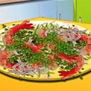 Игра Игра Кухня Сары креветки с чесноком и перцем