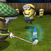 Игра Игра Миньон гольф