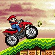 Игра Игра Марио в гостях у Соника