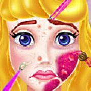 Игра Игра Аврора: макияж в салоне