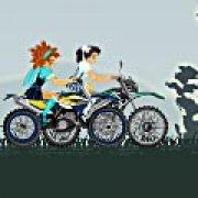 Игра Игра Аниме мотокросс