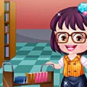 Игра Игра Малышка Хейзел библиотекарь