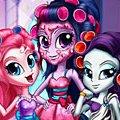 Игра Игра Май Литл Пони: макияж малышки Твайлайт