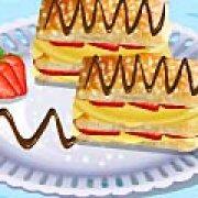 Игра Игра Кухня Сары слоеный торт Наполеон