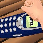Игра Игра Разбей телефон, компьютер и машину