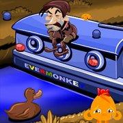 Игра Игра Счастливая обезьянка: Уровень 515